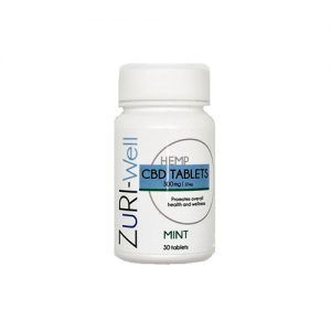 ZuRI Hemp Tablets