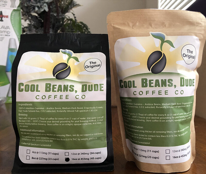 cool beans dude coffee