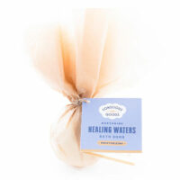 Healing Waters Bath Bomb by Conscious Goods