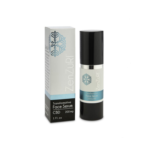 ZenZuri Transformative Face Serum