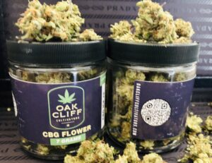 Oak Cliff Cultivators CBG 3.5 Gram